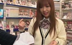 Miyu Hoshino in Milky Egotistical School #178