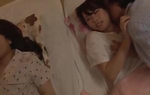 Japanese sleeping Florence Nightingale