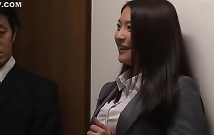 [PPPD-349] Curvaceous Japanese MILF Meguri Subjugation Fuck and Public Corruptness