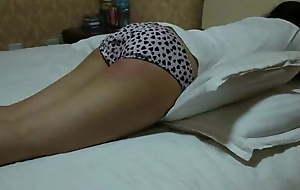 Girl who loves spanking 13
